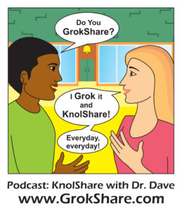KnolShare with Dr. Dave Podcast